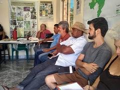 Instituto Avaliação firma compromisso com a  Associação Quilombo Kalunga