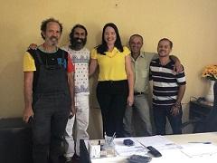 Pouso Alto estabelece parceria com a Prefeitura de  São João da Aliança