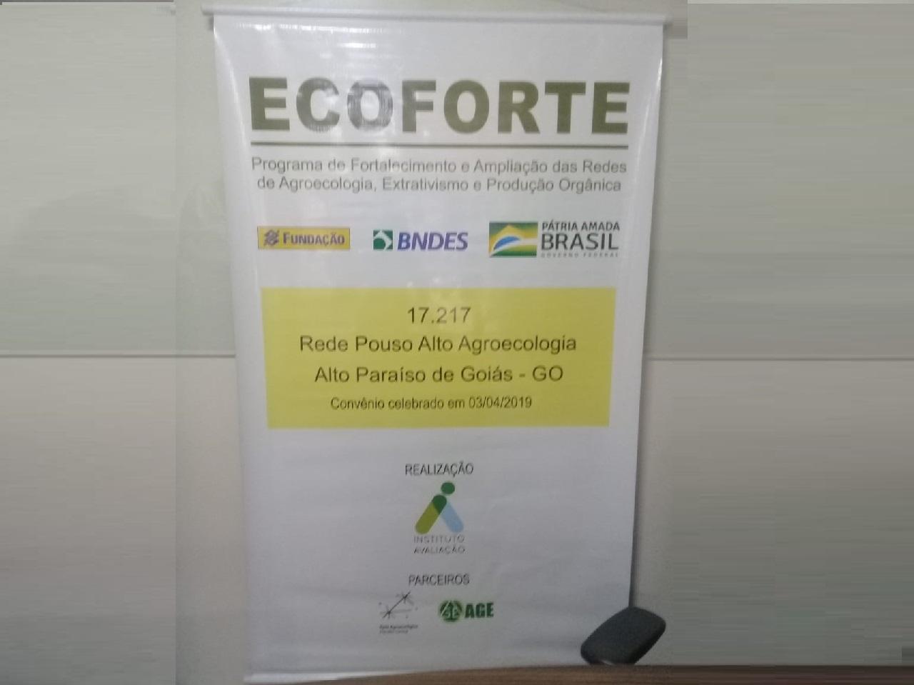 Projeto REDE Pouso Alto Agroecologia / ECOFORTE
