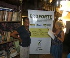 Programa ECOFORTE fortalece a REDE Pouso Alto Agroecologia